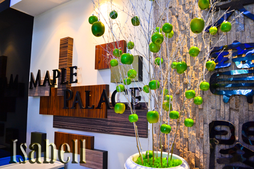Maple Palace Restaurant Garden Wedding Decoration In Penang Malaysia