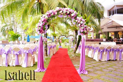 Plan a ceremony and wedding at hydro hotel hydro hotel penang wedding ceremony junglespirit Images
