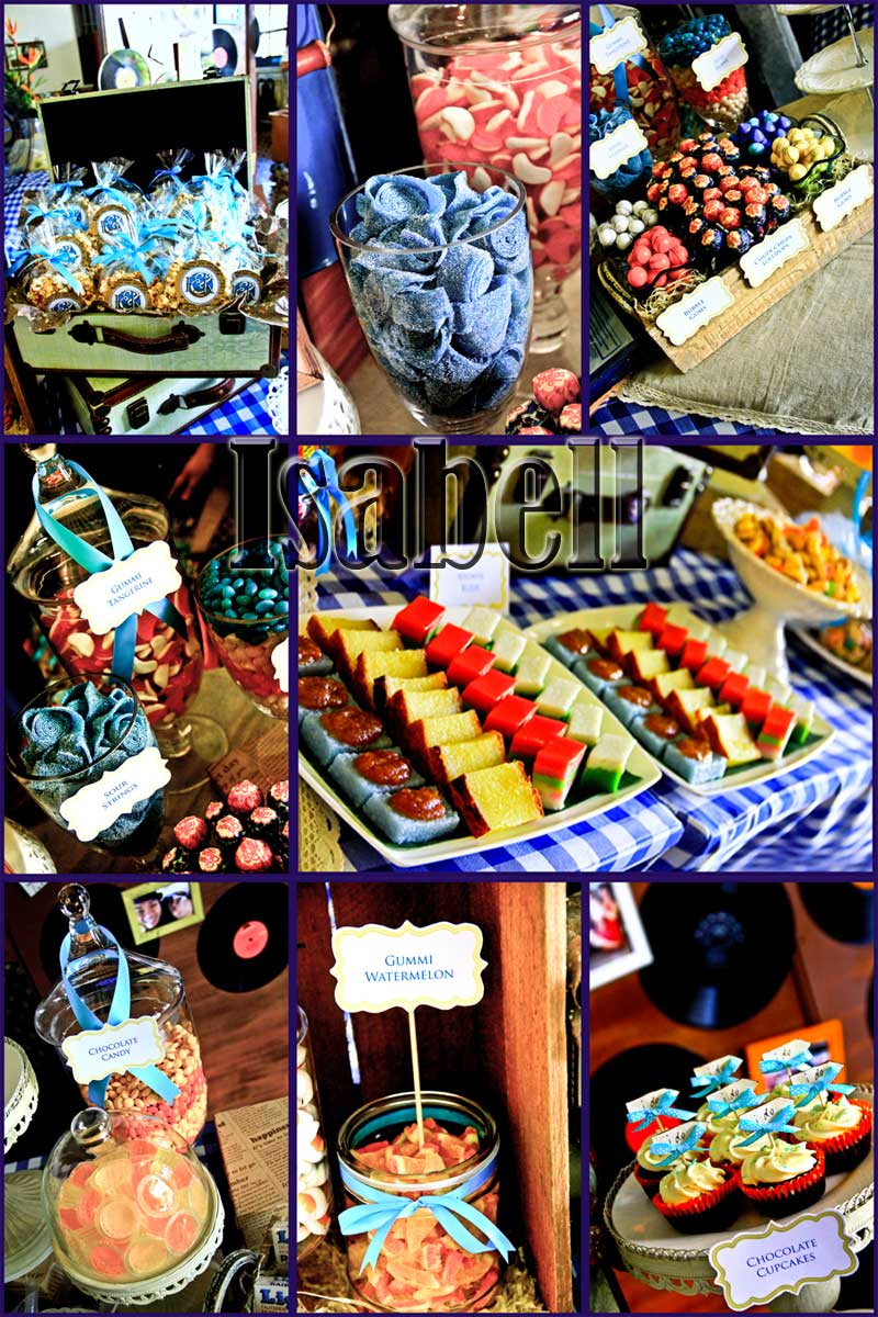 Get A Candy Bar Corner For Your Wedding Reception And Ceremony