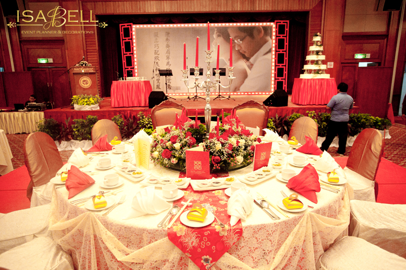 Decoration at equatorial hotel penang western oriental theme wedding in western oriental theme at equatorial hotel junglespirit Images