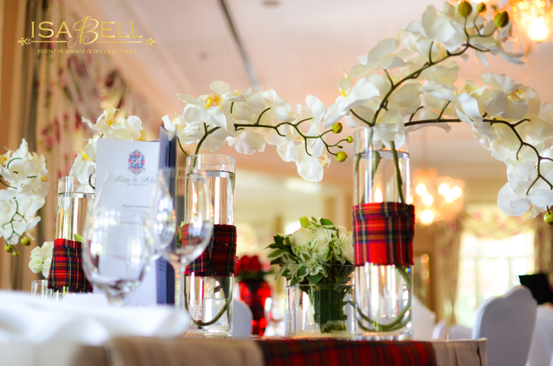 Scottish Themed Wedding At Carcosa Seri Negara KL